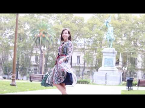 Have Clothes, Will Travel Featuring VIPme dress in Rosario, Argentina