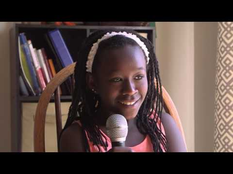 Kids wish their dad a Happy Father's Day (video)