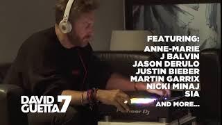 David Guetta - 7 - albumi nyt striimattavissa!