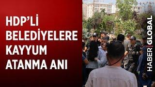 HDP'li Belediyelere Kayyum Atanma Anında Yaşananlar!