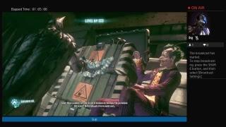 1 hour live stream batman arkham knight FULL ISSSSSSSSSSSSS BAAAAAAAAAAAAAAACCK!