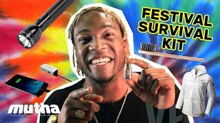 Festival Survival Kit - Sustainable Edition