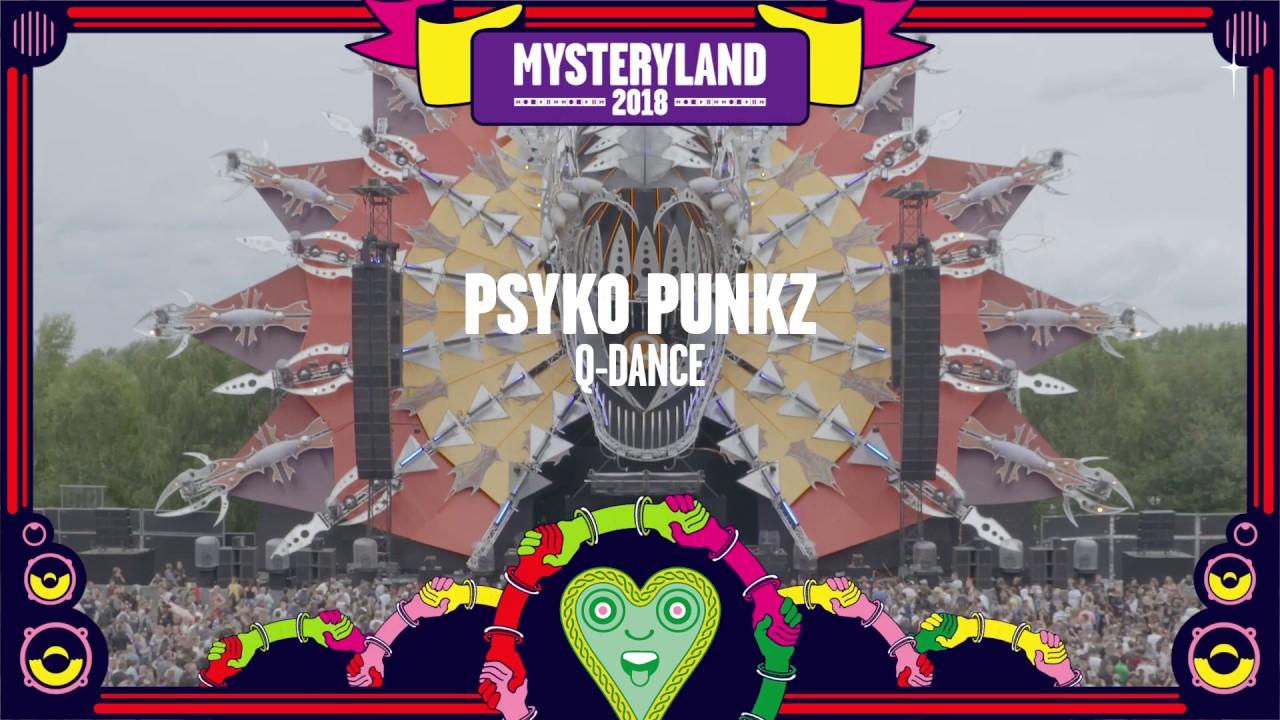 mysteryland 2012 livesets