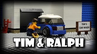 Tim and Ralph: Car Wash (Episode 8)