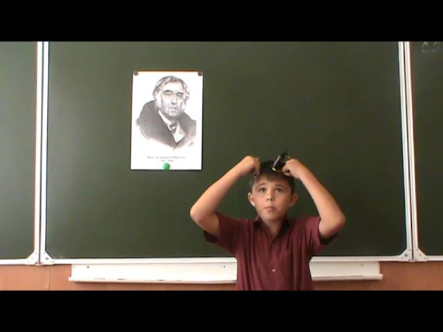 Изображение предпросмотра прочтения – ВадимПоследов читает произведение «Мартышка и очки» И.А.Крылова