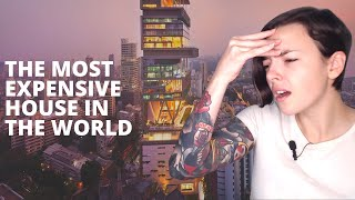 The Most Expensive House In The World REACTION! | Indi Rossi