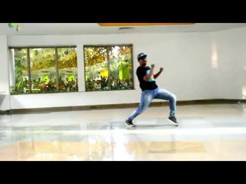 Lyrical Hip-Hop dance performance on