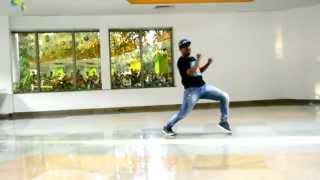 "Lyrical Hip-Hop dance performance on ""Kabhi jo badal barse + Tera Nasha"""