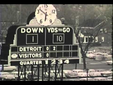 Villanova vs. University of Detroit November 9, 1957