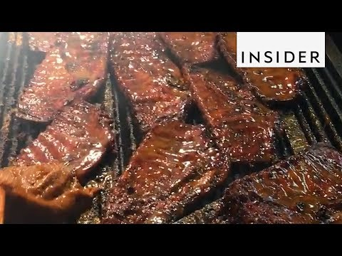 Giant Texas Barbecue Pit