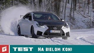 LEXUS RCF - V8 5.0 Track Edition - TEST - GARAZ.TV