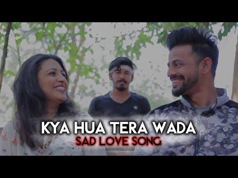 Kya Hua Tera Wada - Sad Story Song | Unplugged Cover | Pranav Chandran | Shabd Music
