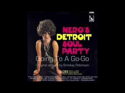 Paul Nero (Klaus Doldinger) - Going To A Go Go / Baby Love / Money (1968)