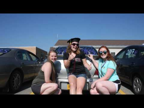 Senior Day at Schuylerville High School