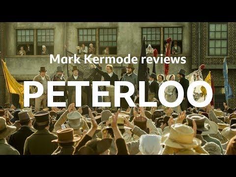 Peterloo reviewed by Mark Kermode