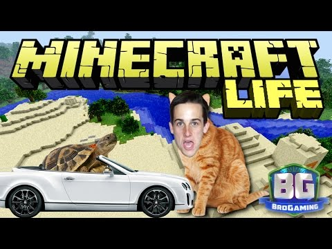 An Unexpected Journey Part 1 – The Minecraft Life – Bro Gaming