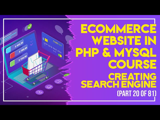 Online Store/E-Commerce Website from Scratach – TadreesOnline