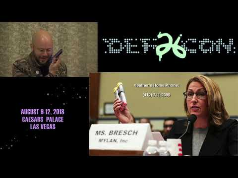 DEF CON 26 BIO HACKING VILLAGE - Michael Laufer - The Four T