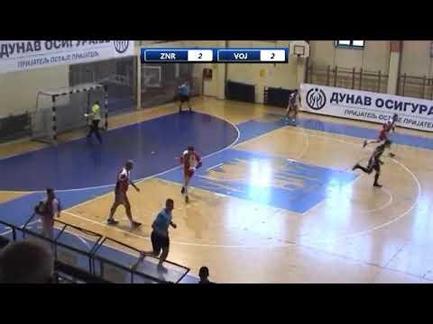 9. kolo Playoff 2018-2019 / SRLS / RK Železničar 1949 - RK Vojvodina