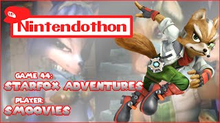 The HFC Nintendothon: Helping Everyone To Have Peace of Mind! [#44: Star Fox Adventures]
