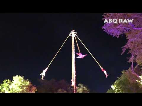 TOTANAC POLE FLYERS NEW MEXICO STATE FAIR ALBUQUERQUE, NM #ABQ