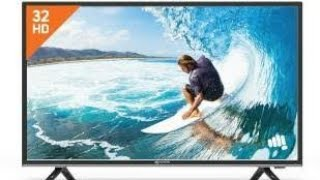 Micromax 81cm (32 inch) HD Ready LED TV [L32FIPS117HD_I/32IPS900HDi/32AIPS900HD_I/] UNBOXING