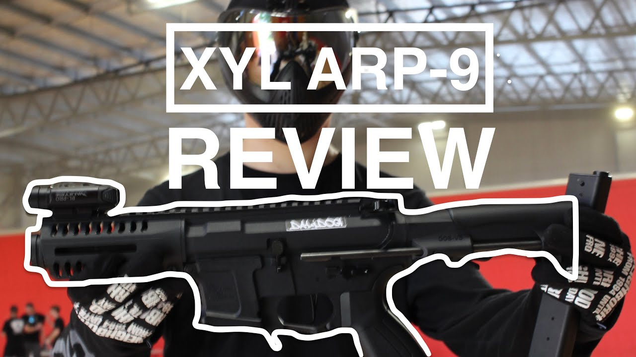 Download XYL ARP-9 Gel Blaster Review (MY FAVORITE BLASTER!)