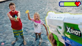 X-Shot Battle Royale! (First Person Water Blaster Game)
