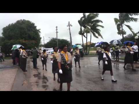 March Pass In Anguilla