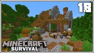 THE VILLAGE BLACKSMITH!!! ► Episode 18 ►  Minecraft 1.15 Survival Let's Play