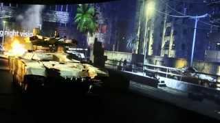 """Терминатор-2: ролик RAE-2013 о боевой машине поддержки танков БМПТ-72, она же - """"Терминатор-2"""""""
