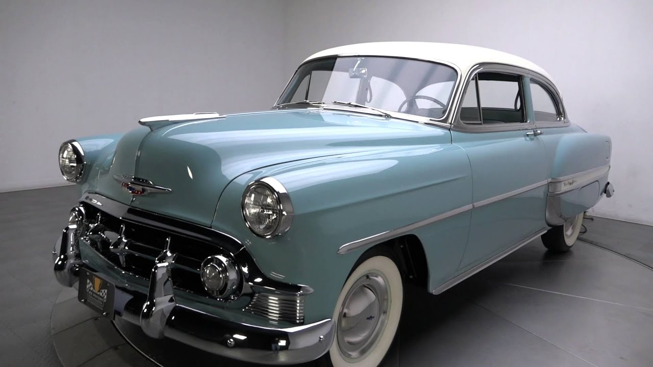 135441 / 1953 Chevrolet Bel Air - YouTube