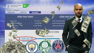 FIFA 19 | GLITCH DE DINHEIRO INFINITO NO MODO CARREIRA | ATUALIZADO FUNCIONANDO 2019