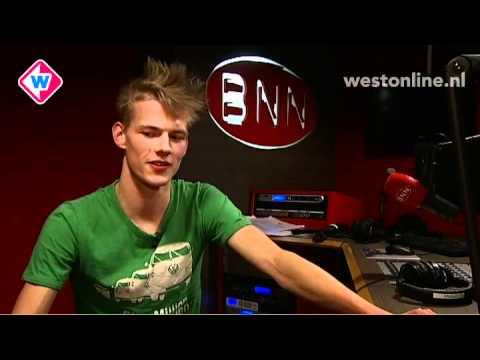 Sander Hoogendoorn wint Marconi Award