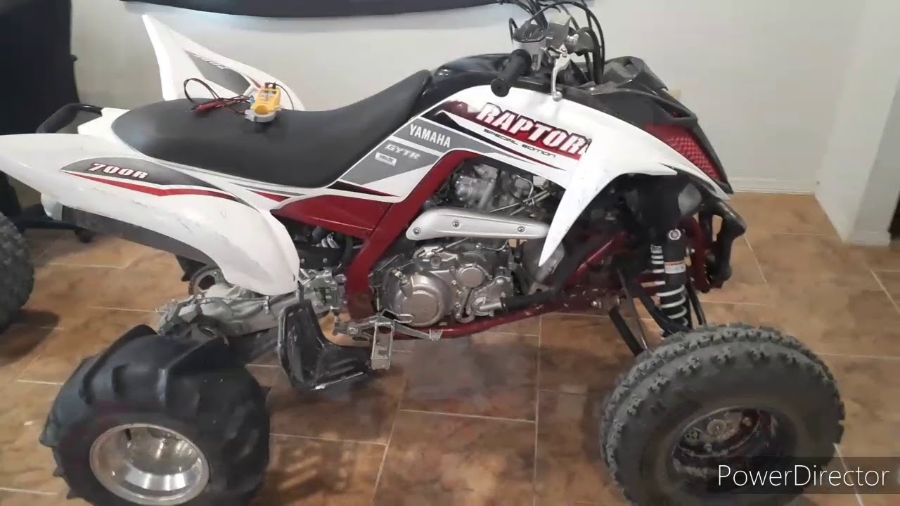 Download How to Bypass Speed Limiter on 2018 Yamaha Raptor 700 for higher revs while driving