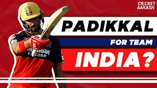 Devdutt PADIKKAL for Team INDIA soon? | Super Over with Aakash Chopra | BEST recent performances