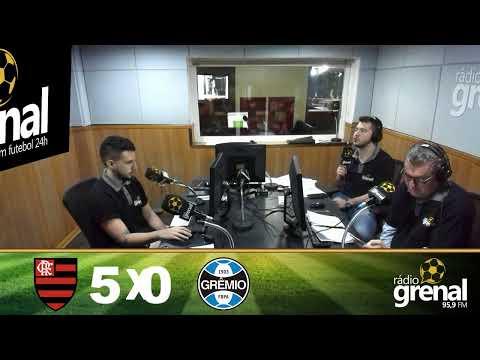 Grêmio e Flamengo ao vivo - Libertadores - Rádio Grenal  23/10/2019