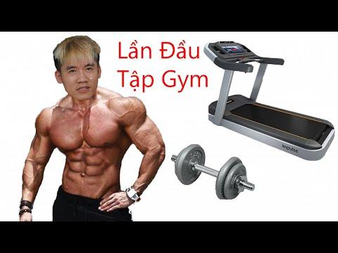 Hưng Troll | Lần Đầu Tập Gym
