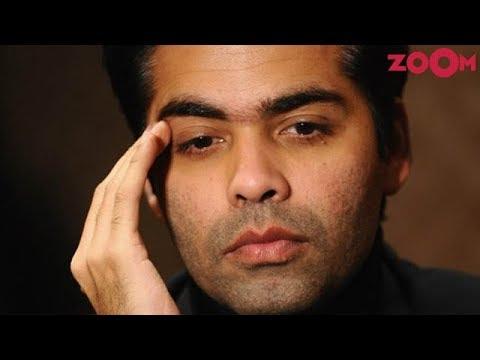 Karan Johar gets ANGRY over questions on Hardik Pandya & KL Rahul controversy