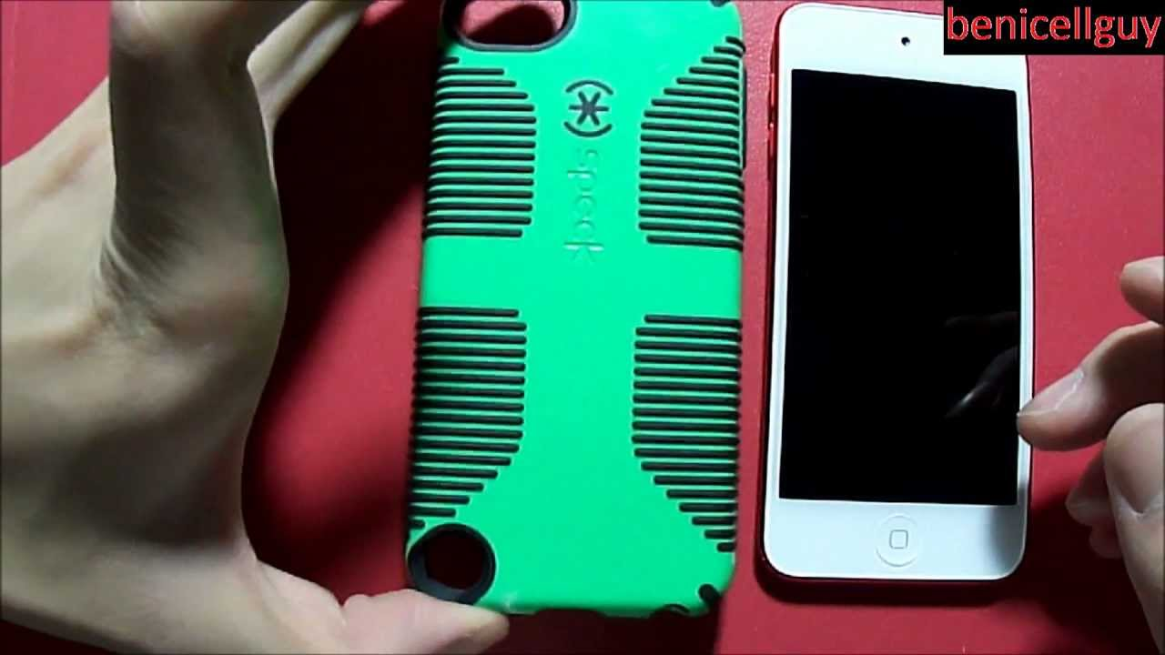 hot sale online 0f185 02563 Review: Speck Candyshell Grip for iPod Touch 5G