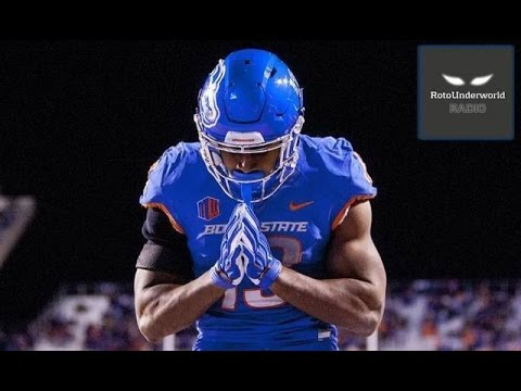 Jeremy McNichols Interview with Matt Kelley and Nate Liss