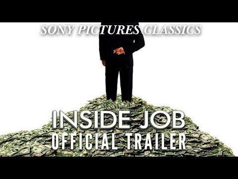 INSIDE JOB Official Trailer in HD! streaming vf