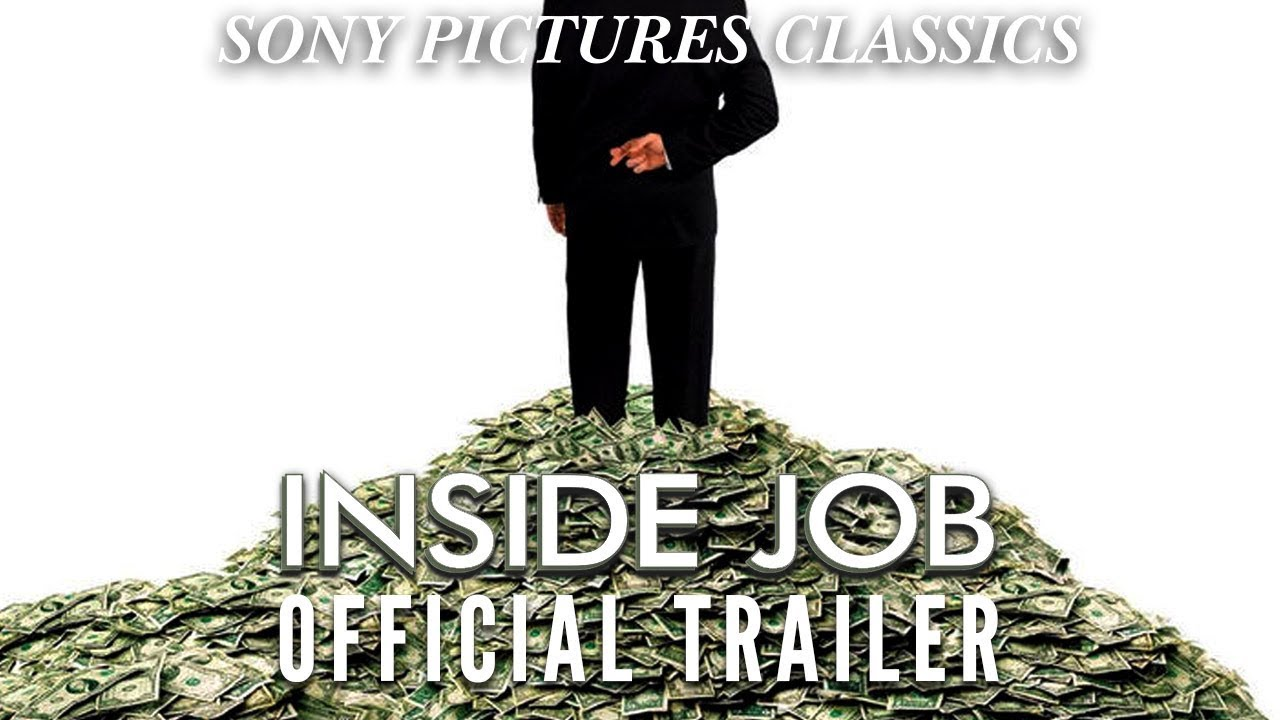 inside job 2 About inside job inside job tells the story of will & abby mason, a couple whose lives are shattered when their son, wyatt, dies of a heroin overdose it's a story of love, loss, and charting a new path after tragedy.