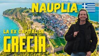 NAUPLIA: La capital de Grecia antes de Atenas   Viajando con Mirko