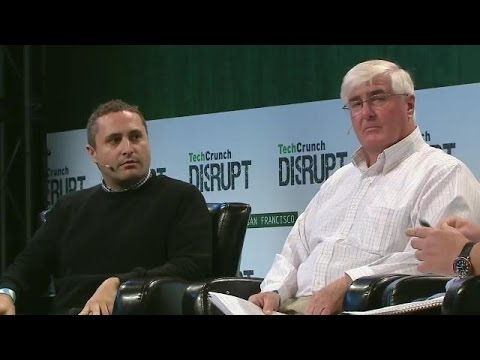 TechCrunch​ Disrupt SF 2016: SV Angel​'s Ron and Topher Conway Want VCs to Get Out of the Way