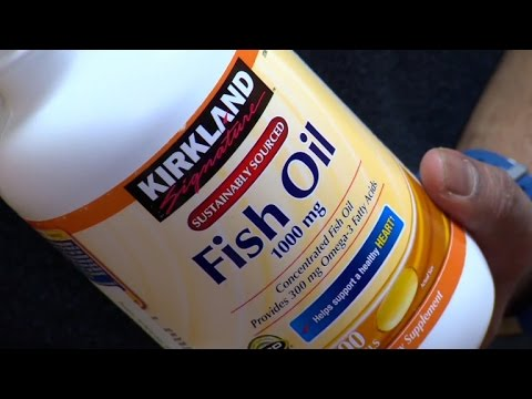 Fish oil supplements might not help everyone