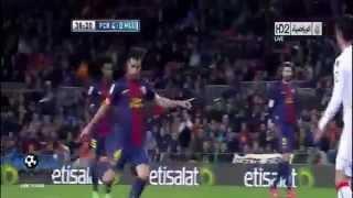 Barcelona vs Mallorca 5-0 All Goals & Highlights 06.04.2013 Fabregas & Alexis Show !!
