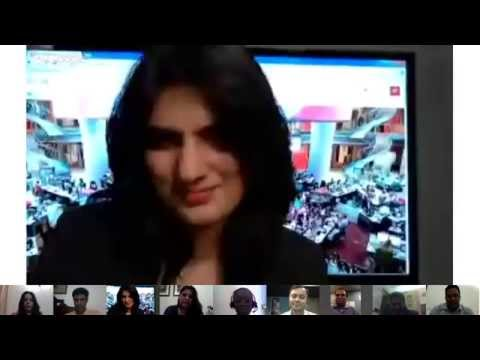 BBC Digital Indians Hangout: Can social media drive change in India