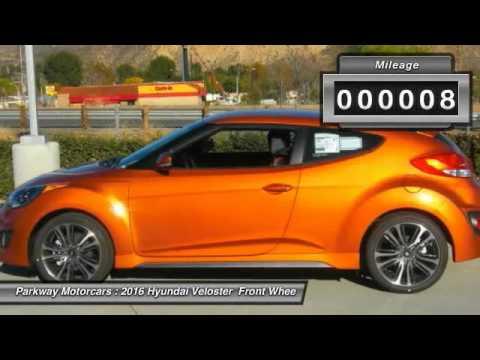 2016 Hyundai Veloster Valencia CA 2168282 - YouTube