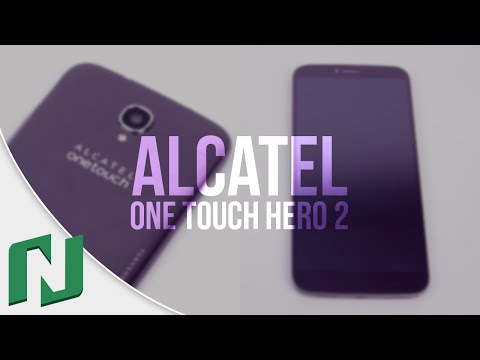 Alcatel One Touch Hero 2 Unboxing + erster Eindruck!